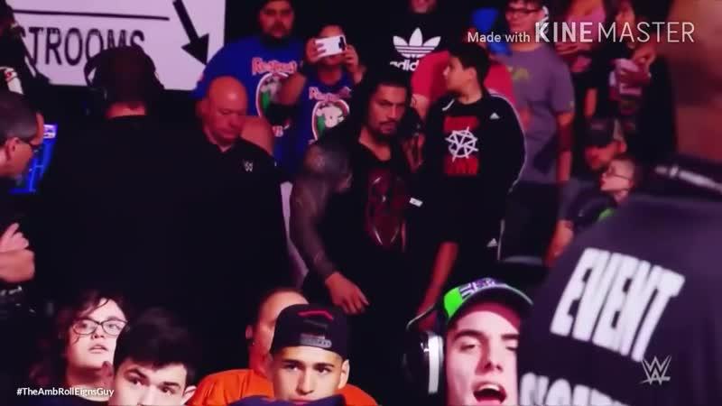 Roman Reigns vs Brock Lesnar (PPV InVasion