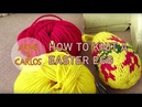 How to knit an Easter Egg by ARNE CARLOS