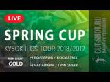 17.03.2019 MEN LIGHT GOLD - SPRING CUP