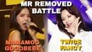 MAMAMOO (GOGOBEBE) VS TWICE (FANCY)