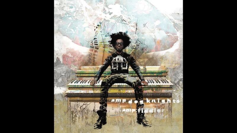 Amp Fiddler - So Sweet feat. Neco Redd (Louie Vega remix) (Official Audio)