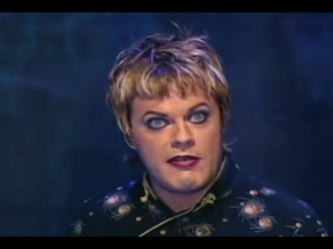 Eddie Izzard Cake or Death Sketch From Dress to Kill