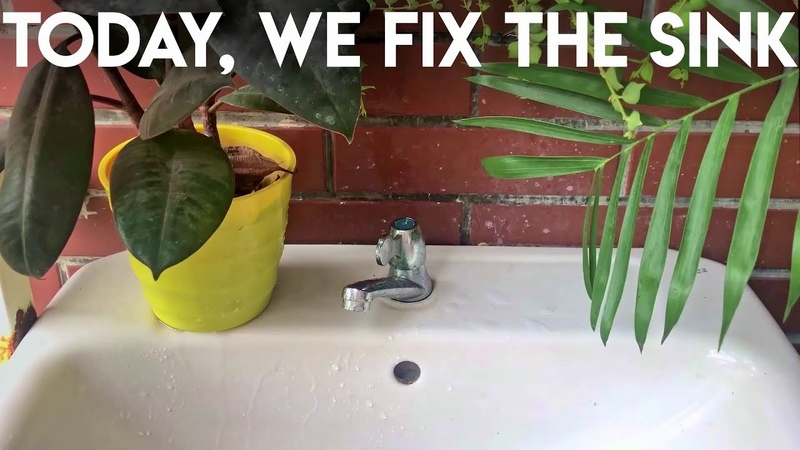 Fixing the infamous sink (Will take down in 24 hours)