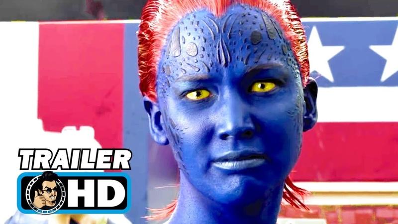 X-MEN: DARK PHOENIX X-Men Legacy Trailer (2019) Marvel Movie