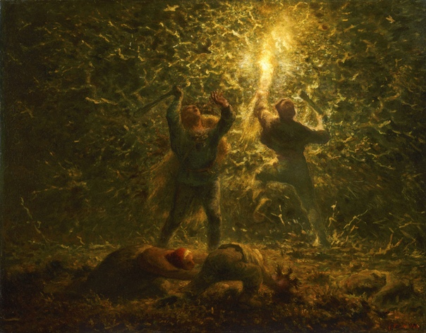 История одного шедевра. «Ночная охота на птиц» (Разорители гнёзд), Жан-Франсуа Милле