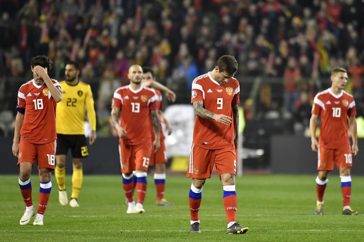 Россия там, где была до ЧМ. Матч с Бельгией все прояснил