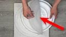 Как сделать форму для гипса из силиконового герметика