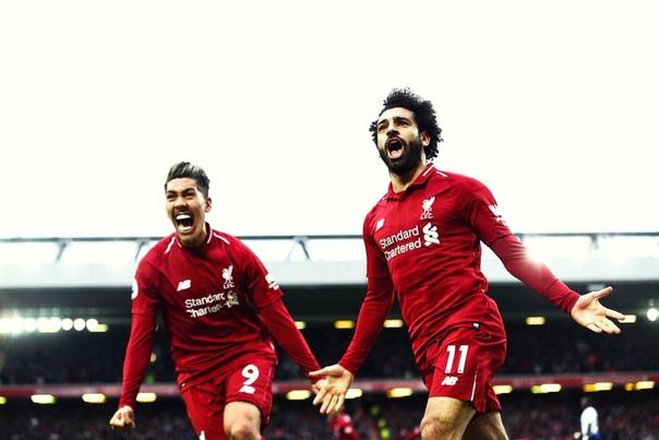 Muhammad Salah tanqidchilarga javob qaytardi - liverpul.uz