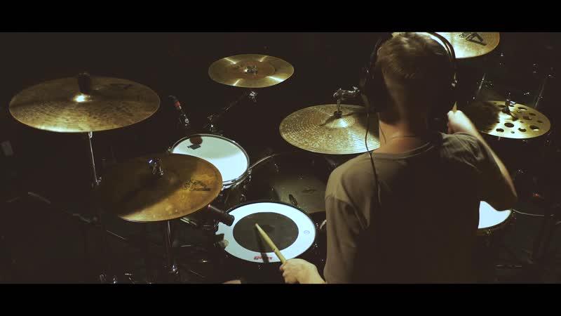 Тони Раут Прожектор Mike Isaev Drum Playthrough
