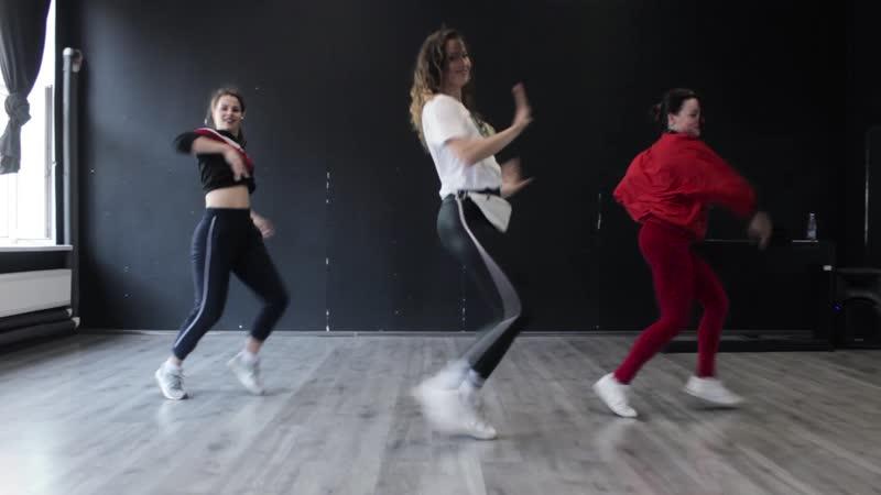 REGGAETON WEEKEND.SV Select 3 Choreo by Anna Bedenyuk || Deejay Telio Deedz B Esfrega Esfrega