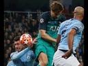 Manchester City vs Tottenham ● LLORENTE hand ● 17 04 2019