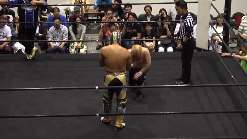 OSW Osaka Style Wrestling Pre-Raising An Army Show (24.05.2019)
