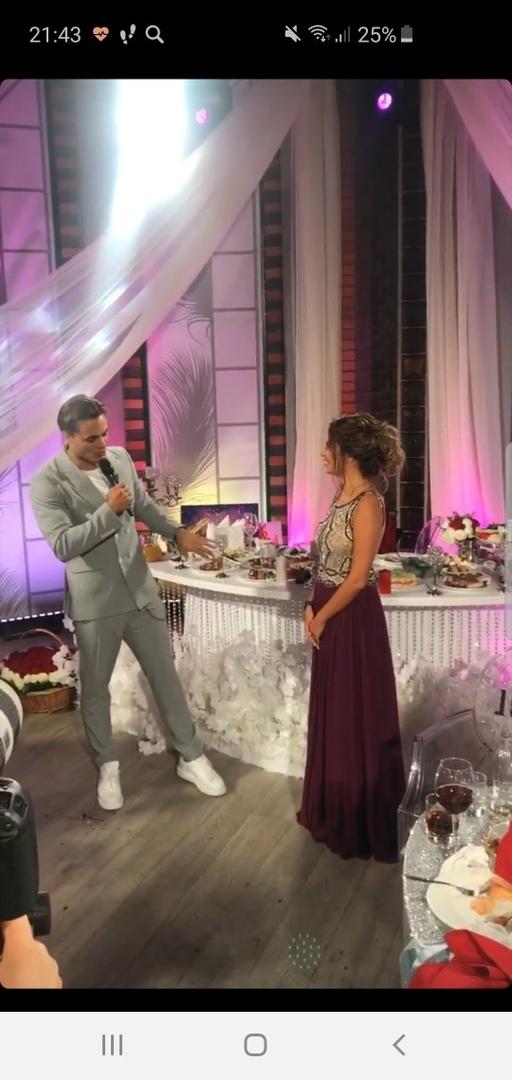 Три свадебных платья Майи Донцовой