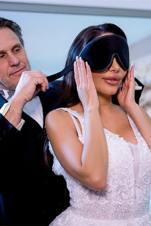Brazzers - Blindfolded Bride