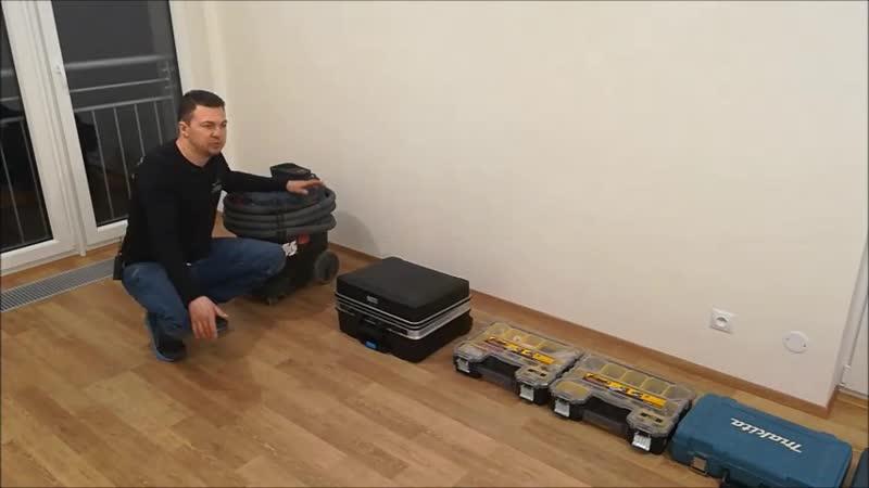 Электрик Прага. Инструмент.