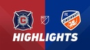 Chicago Fire vs. FC Cincinnati | HIGHLIGHTS - July 13, 2019