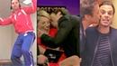 Sebastian Stan Gone Crazy Sebastian Stan Jumped on Sharon Stone to give her Neck Bite