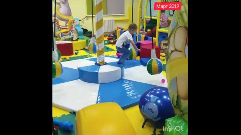 Рай для деток Новый детский развлекательный центр в Раменском Зов Джунглей