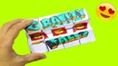 Gravity Falls Magic Cube Transformer DIY How To Make Paper Magic Cube Transformer