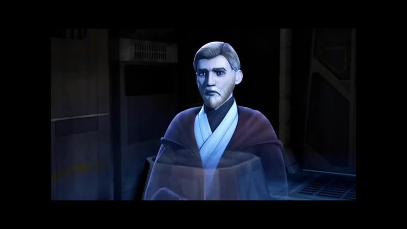 I hope we get to see the main character react to Obi-Wans message to Jedi survivors