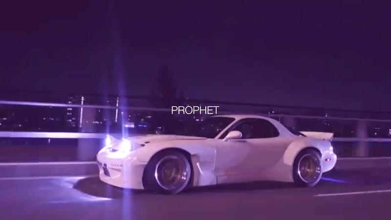 Bones x Night Lovell Type Beat Prophet (Prod. $UPRA)