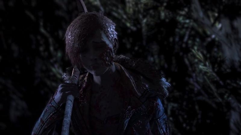 The Walking Dead: The Final Season Episode 4 Take Us Back Minerva Singing Don't Be Afraid