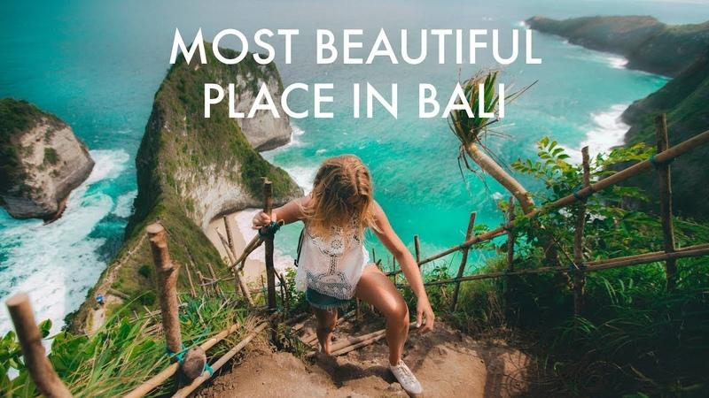 NUSA PENIDA 4K MOST BEAUTIFUL PLACE IN BALI