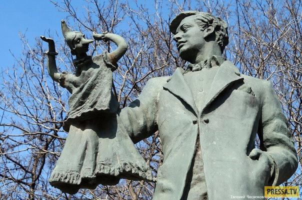 Великий кукольник Сергей Образцов
