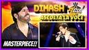 REACTION (SUBS) | DIMASH - ASCOLTA LA VOCE | Димаш | MOSCOW CONCERT | MASTERPIECE!