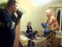 Olaines Fight room Bobo vs Kaspars
