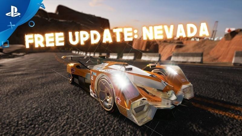 Xenon Racer - Content Update 3 Trailer | PS4