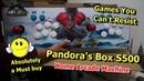 Pandoras Box 5S 1299 Retro Classic Arcade Games Arcade Machine