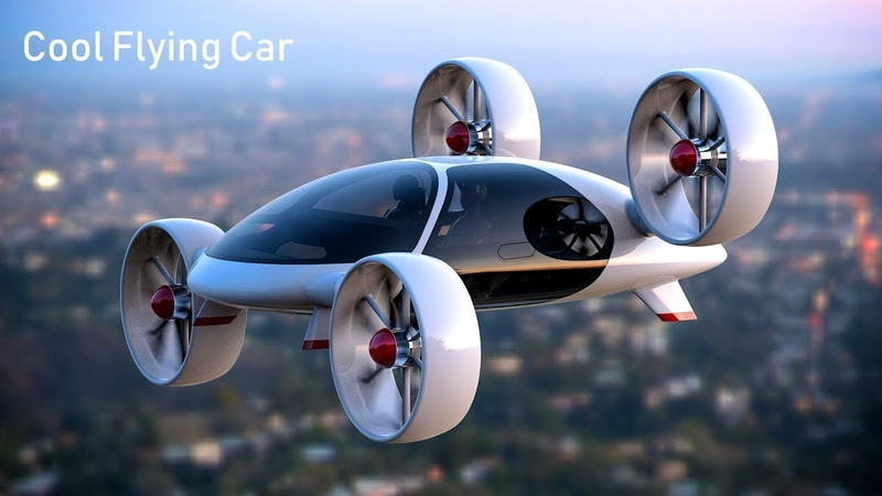 5 Amazing Flying Cars You Must See What Rule The World In Future.