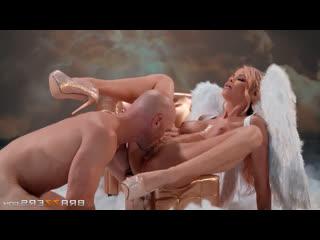 Beautiful Busty Blonde Jessa Rhodes Get Rough Sex in Angel Uniform [Big TIts, High Heels, All Sex, Hardcore, 1080p]