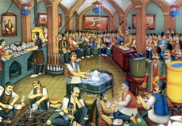 КАК ЧАЙ ЗАВОЁВЫВАЛ ИРАН В Иране чай любят до беспамятства. Не верится, что этот напиток приобрел популярность только в конце XIX века. Кажется, будто иранцы были с ним знакомы еще при