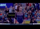 Katelyn Ohashi (UCLA Floor vs Arizona 10.0 Хороша!