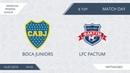 AFL19 America Primera Day 8 Boca Juniors LFC Factum