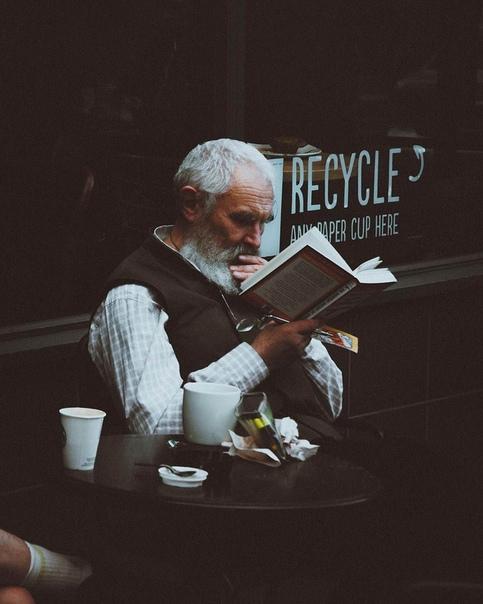 Уличные фотографии жителей Лондона от Марека Калхуса (Mare alhous)