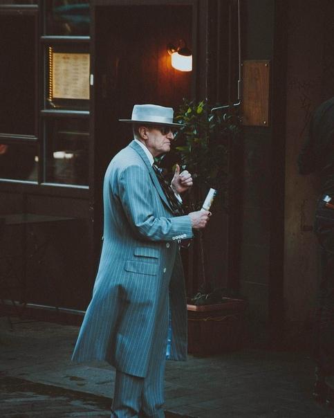 Уличные фотографии Лондона от Марека Калхуса (Mare alhous)