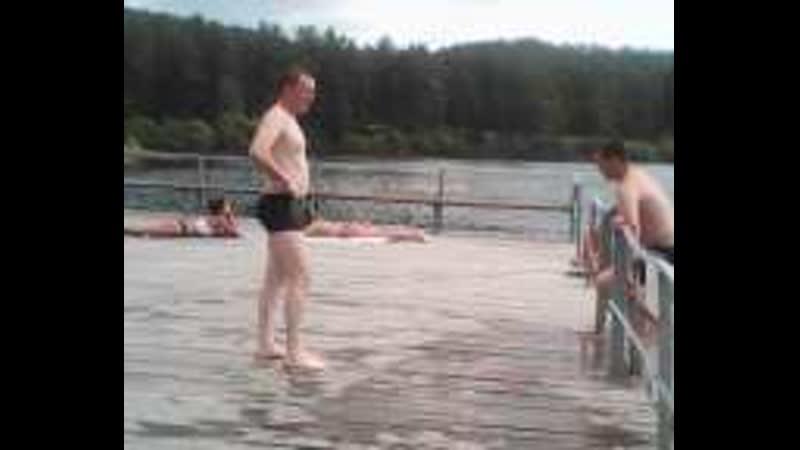 открыли купальный сезон