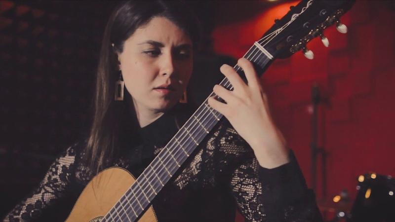 Quatre pieces breves (Frank Martin) – Valeria Galimova, guitar
