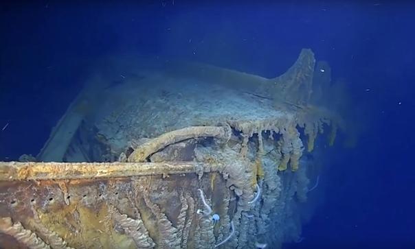 «Титаник» 107 лет спустя