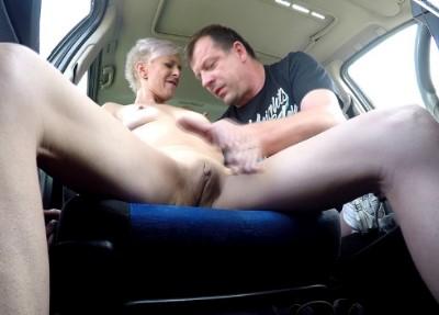 Mature anal whore (Czech Bitch 59)