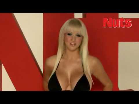 Nuts Video Sophie Reade Big Bro 2009 Special