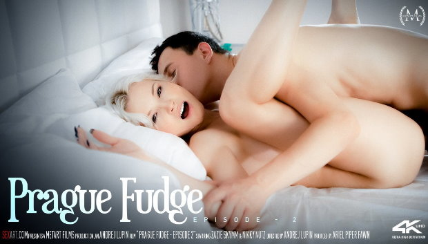SexArt - Prague Fudge: Episode 2