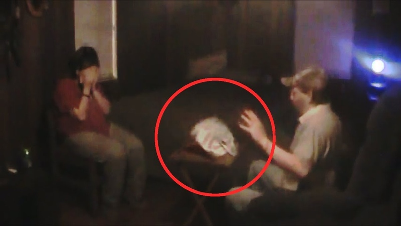 Top 10 Paranormal Activity Caught On Camera   10 Scary Poltergeist Part XVII