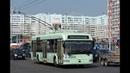 Троллейбус Минска БКМ-321,борт.№ 4668,марш.68 24.03.2019