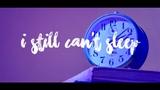 Folded Dragons, Rosendale &amp Amanda Yang - Still Can't Sleep (Lyric Video)
