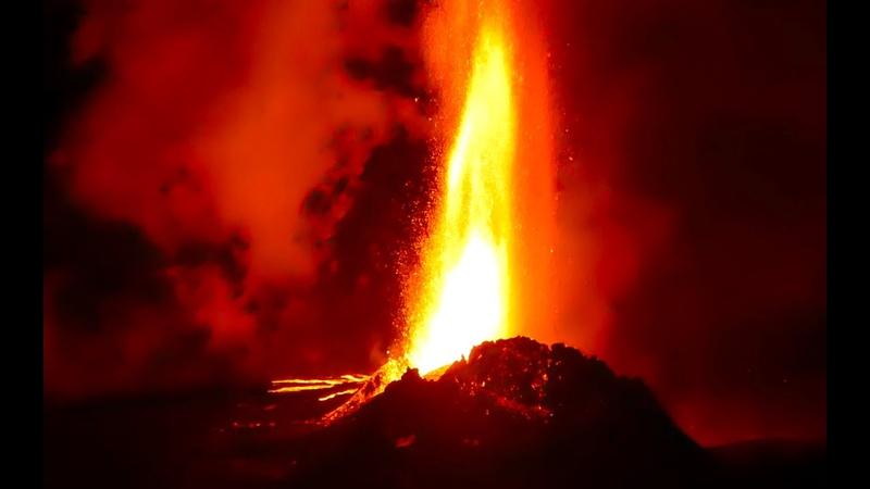 Piton de la Fournaise 10 mars 2019 (éruption du 18/19 février)