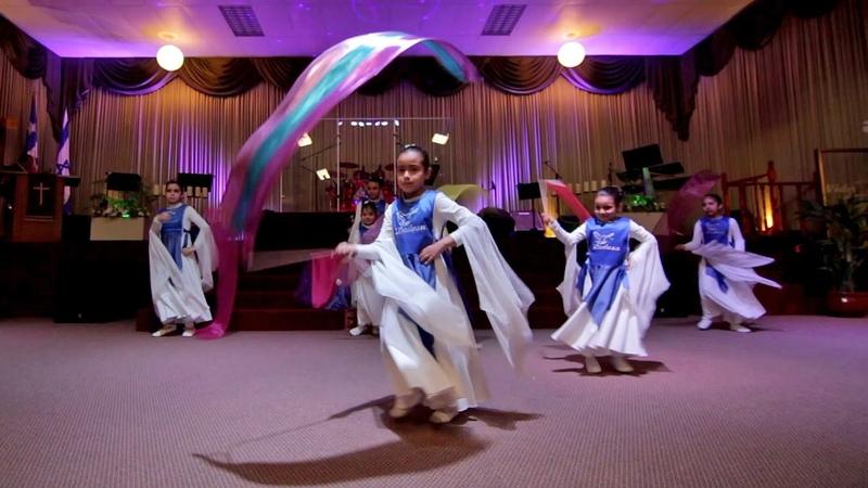 Agrupación Hadasa - Encuentro de Danza Cristiana